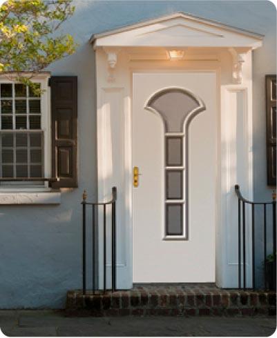 Tecnoplac paneles para puertas - Molduras para ventanas exteriores casas ...